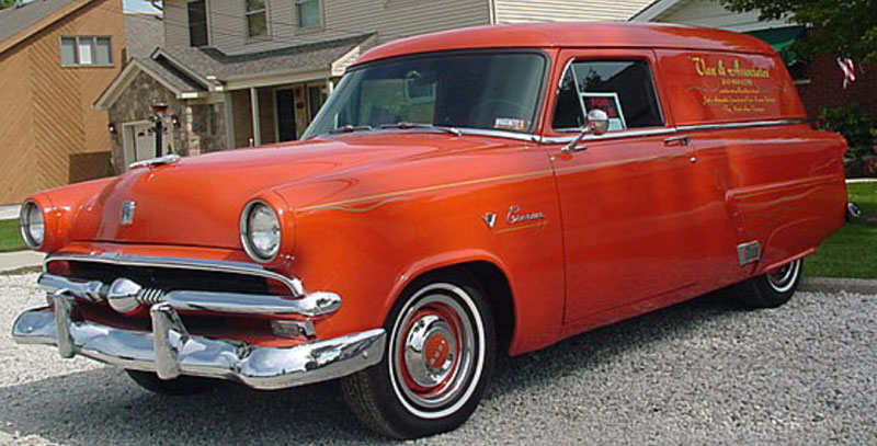1953 Ford Sedan Delivery