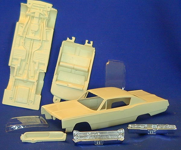 Used Cars Greenville Sc >> 1967 Plymouth Fury III - Scale Auto Magazine - For ...